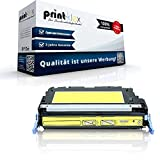 Print-Klex Kompatible Tonerkartusche für HP Color LaserJet 4700 N Color LaserJet 4700 PH Plus Q5952A Q-5952 Yellow Gelb