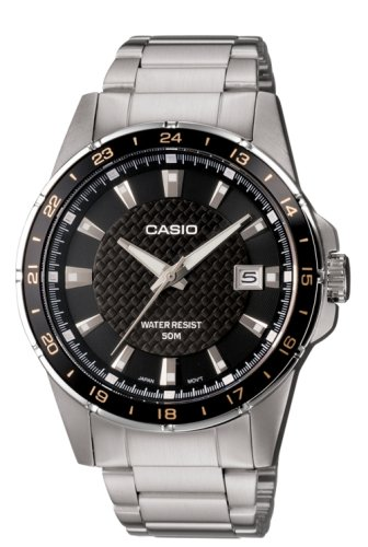 Casio Collection Herren-Armbanduhr MTP 1290D 1A2VEF