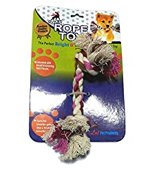 Super Dog Rope Toy Small