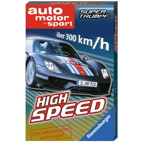 Ravensburger 20323 9 Kartenspiel High Speed