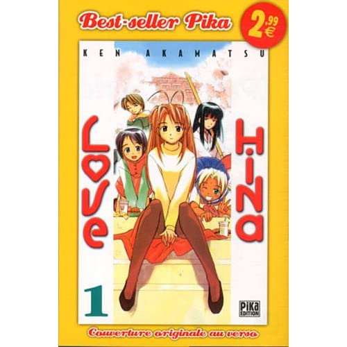 Love Hina, Tome 1 : Edition Best-Seller
