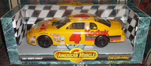 1997 Monte Carlo Kodak #4 Stock Car 1:18 Scale Die Cast by ERTL