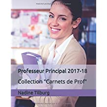 Professeur Principal 2017-18: Collection Carnets de Prof