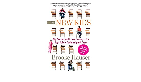 Amazon fr - The New Kids: Big Dreams and Brave Journeys at a