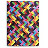 Pirongs A4 Week-to-view 2017-2018 Limited Edition Academic Diary
