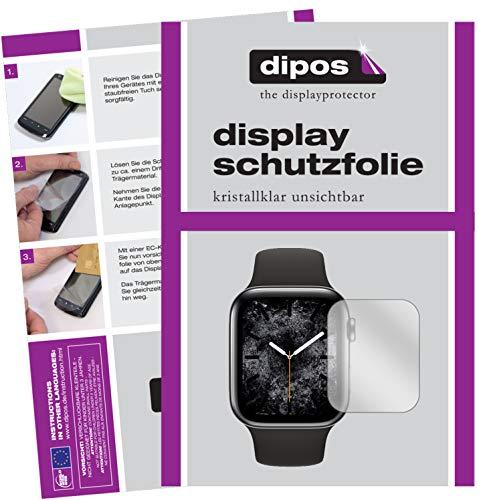 dipos Apple Watch系列4 44mm保护膜 -  6x水晶保护膜