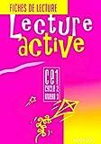 Lecture active, CE1, élève