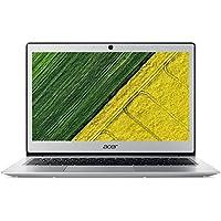 Acer Swift SF113-31-P52E Ultrabook 13.3-Inch Notebook - (Pure Silver) (Intel Pentium N4200, 4 GB RAM, 128 GB SSD, Intel HD Graphics 505, Windows 10 Home)