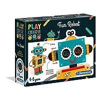 Clementoni - 15285 - Play Creative - Robot Atölyesi