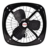 Sameer 230mm Ventilation Exhaust Fan (Black)
