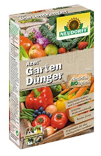 Neudorff Fertofit engrais pour jardin, 1kg