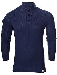 Crosshatch-pimlico pull en tricot