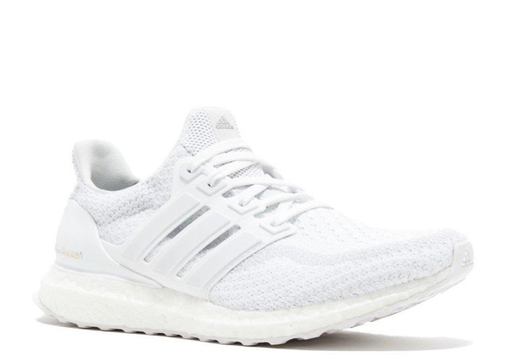 Adidas Performance Ultra Boost Running Shoe,black/black/grey,5 M Us