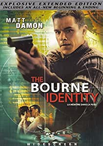Bourne Identity [Import USA Zone 1]