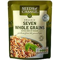 Seeds Of Change 240g Sept céréales complètes Riz
