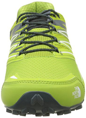 The North Face M Ultra Mt, Trail Homme Verde (Spruce Green / Macaw Green)