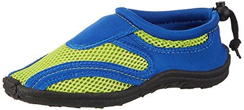 Beck - Aqua, Scarpe da spiaggia Unisex - Adulto Blau (blau 34)