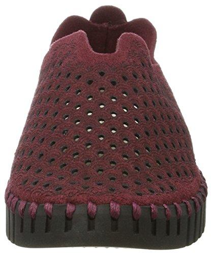 Ilse Jacobsen Damen Slip-in Sneaker Violett (Weinlila)