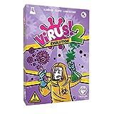 Tranjis Games - VIRUS! 2 Evolution (Expansión) - Juego de cartas (TRG-12evo)