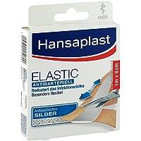 Hansaplast med Elastic 1mx8cm Abschnitte 10 stk preisvergleich bei billige-tabletten.eu
