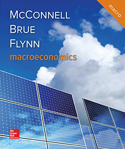 Macroeconomics: Principles, Problems, and Policies