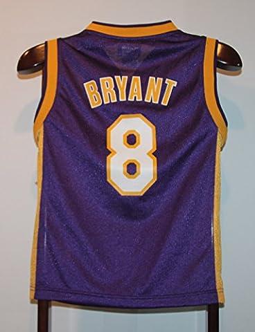 Maillot Trikot Jersey Nba Basket Basketball Lakers Kobe Bryant T.8 ans