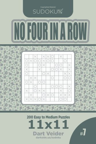 sudoku-no-four-in-a-row-200-easy-to-medium-puzzles-11x11-volume-7