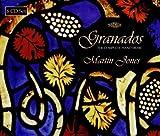 Enrique Granados : Oeuvres pour piano (Intégrale)