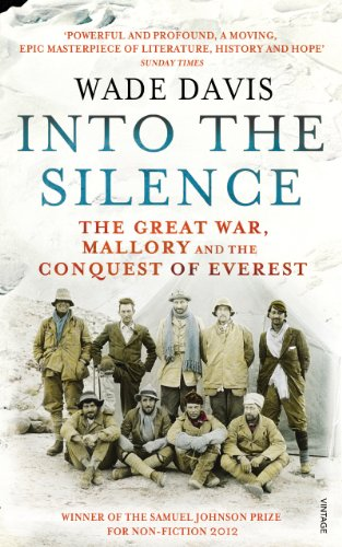 Into The Silence: The Great War, Mallory and the Conquest of Everest (English Edition) 1900 Edge