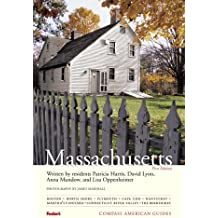 Compass American Guides: Massachusetts, 1st Edition (Full-color Travel Guide)