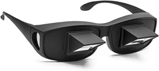House of Quirk Horizontal Lazy Glasses High Definition Prism Periscope