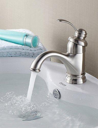 BL rubinetto da lavabo @ contemporaneo in ottone nichel