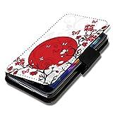 Book Style Flip Handy Tasche Case Schutz Hülle Schale Motiv Foto Etui für Huawei Ascend Mate 7 - X10 Design7