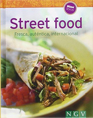 Street Food. Minilibros De Cocina por Vv.Aa.