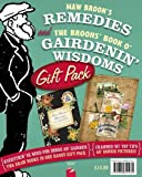 Maw Broons Remedies and the Broons Book O Gairdenin Wisdoms Gift Pack
