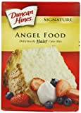 Duncan Hines Angel Cake Mix 453g, 6er Pack (6 546