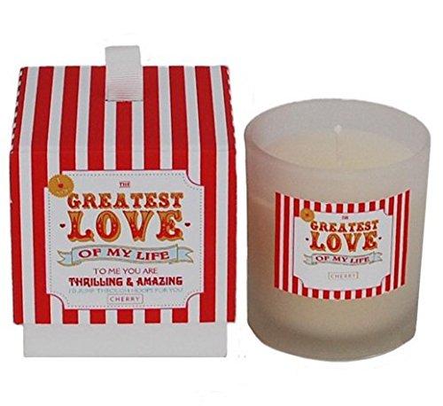 Mayor amor de mi vida vela, regalo de día de San Valentín