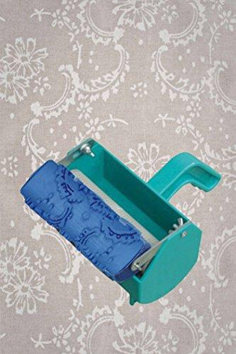 home-organizer Tech 12,7cm gemustert Rolle Deko Roller mit Single Farbe Dekoration Malerei...