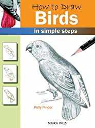 How to Draw: Birds (How to Draw (Search Press))