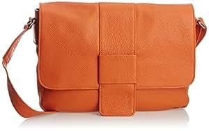 Jost Womens Vika 1081 Messenger Bag 1081-519 Orange