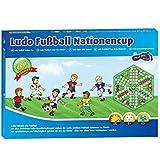 Small Foot Design 8748 - Ludo - Fußball Nationencup