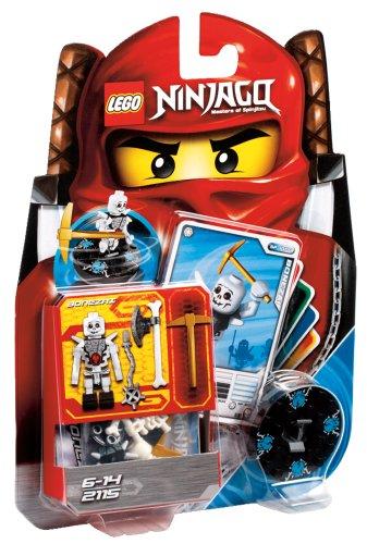 LEGO Ninjago 2115 - Bonezai Lego-ninjago Spinners 2011