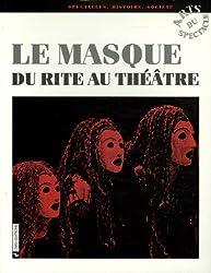 Le masque : du rite au théâtre