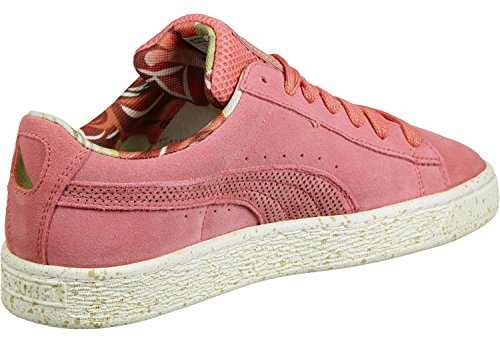 Puma Damen Sneakers Suede X Careaux rose (323)