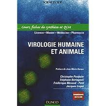 Virologie humaine et animale : Cours, fiches de synthèse et QCM