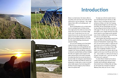 Cool Camping Coast: A hand-picked selection of exceptional campsites less than a mile from the sea 2