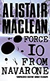 Cover of: Force 10 from Navarone | Alistair MacLean