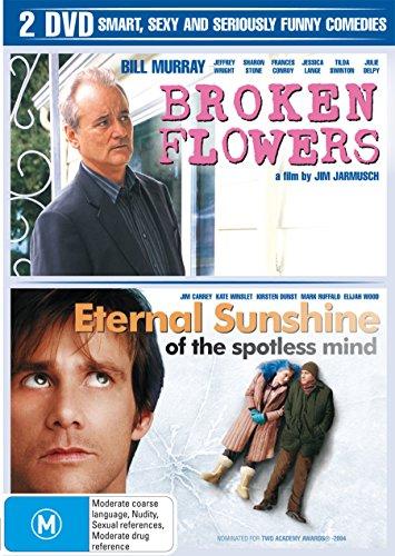 BILL MURRAY - Eternal Sunshine of the Spotless Mind / Broken Flowers (2 DVD)