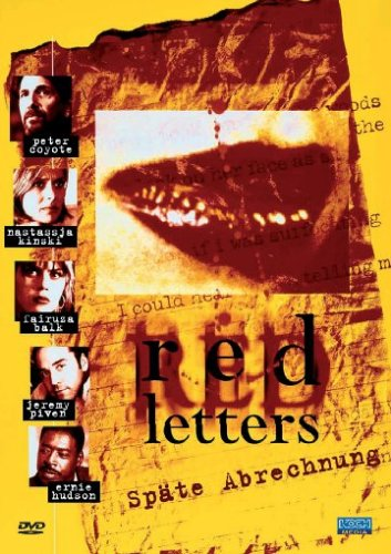Red Letters - Späte Abrechnung