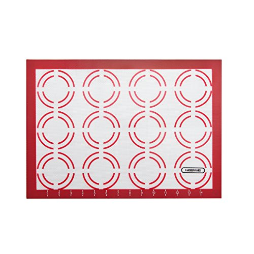 Farberware Backuntersetzer aus Silikon Regular sortiert - Silpat Non-stick Baking Mat